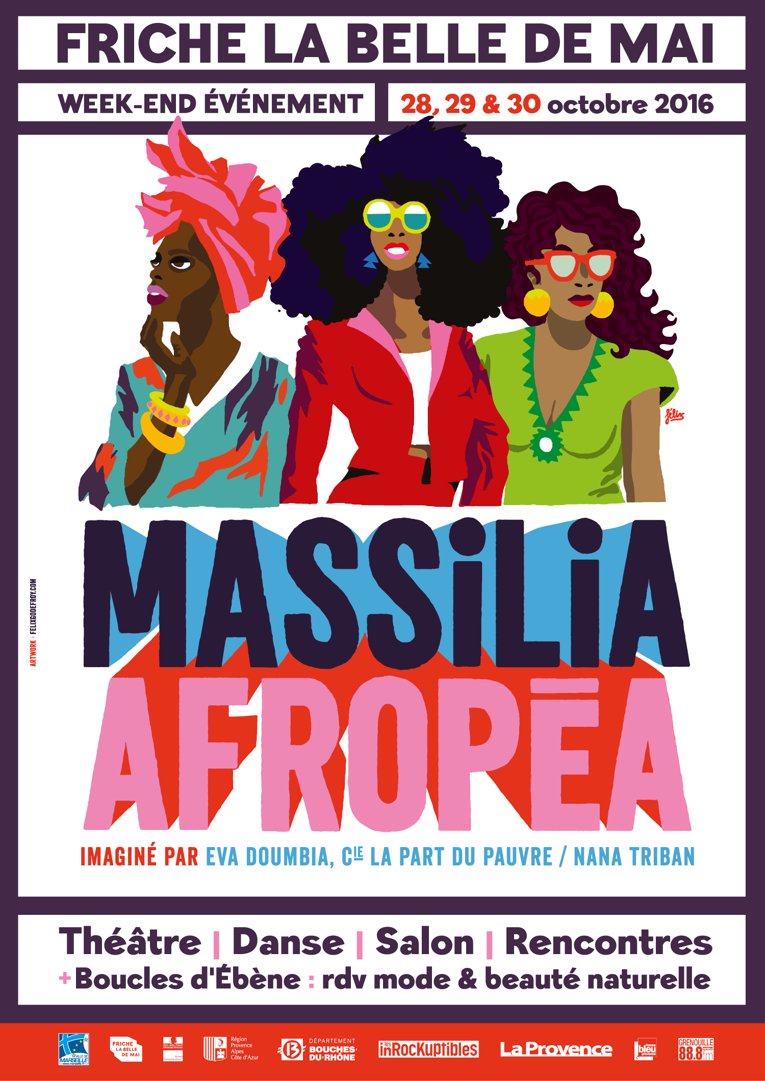Massilia Afropea 2016